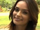 'Nunca quis ser famosa' diz goiana eleita Garota Totalmente Demais