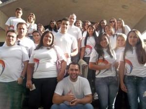Funcionários doaram sangue na manhã deste sábado (6) (Foto: Divulgação / Projeto Pérola)
