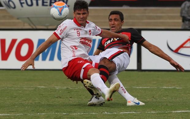 Vila Nova x Atlético-GO - Campeonato Goiano 2014 (Foto: O Popular)