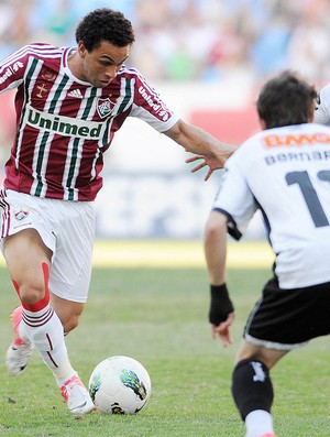 Wellington Nem, Fluminense x Atl&#233;tico-MG (Foto: Dhavid Normando / Photocamera)