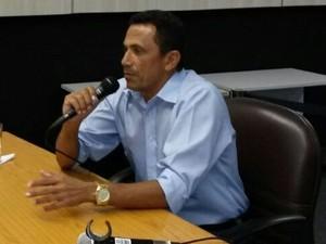 José Carlos (Foto: Flávio Antunes / G1)