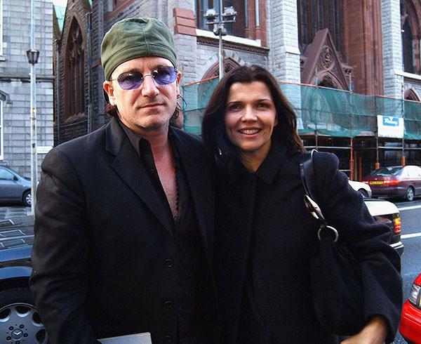 Bono e Ali Hewson (Foto: Getty Images)