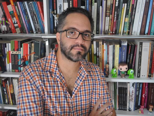 Thiago Corrêa será um dos que comandarão os debates  (Foto: Divulgação/ Sesc)