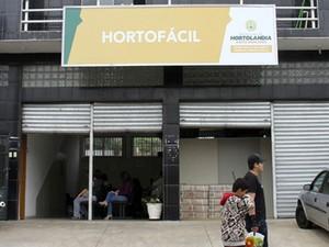 Posto de Atendimento ao Trabalhador (PAT) de Hortolândia (Foto: Reginaldo Prado / Prefeitura de Hortolândia)