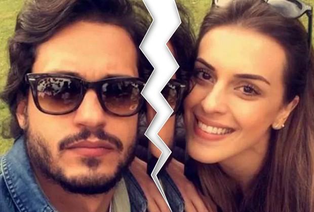 Raphael Vianna e Angela Munhoz (Foto: Reprodução/Instagram)