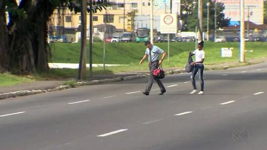 Em 2017, quase 400 acidentes foram registrados nas avenidas Rio Branco, Brasil e JK