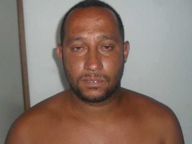 dentinho é preso em cabo frio (Foto: Renata Cristiane/Blog Renata Cristiane)