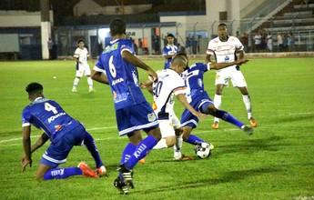 Penapolense bate o Água Santa, de virada, e se reabilita na Copa Paulista