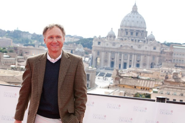 O escritor Dan Brown (Foto: Getty Images)