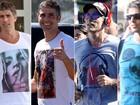 Fã de T-shirts divertidas, Reynaldo Gianecchini fala sobre moda e beleza