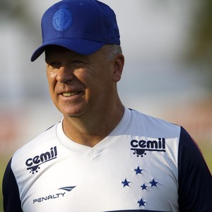 Cruzeiro; Mano Menezes (Foto: Washington Alves/Light Press)
