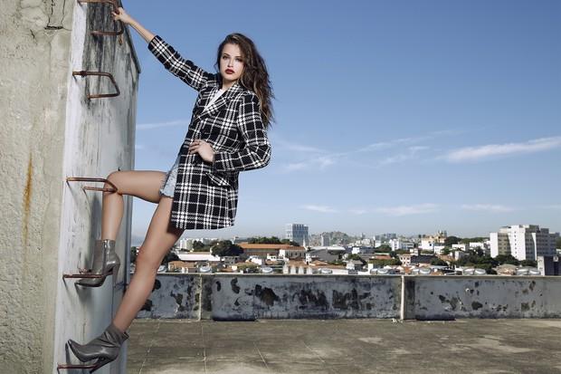 Agatha Moreira posa para o EGO (Foto: Marcos Serra Lima / EGO)