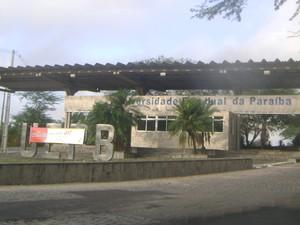 Universidade Estadual da Paraíba (UEPB), campus de Campina Grande (Foto: Taiguara Rangel/G1)