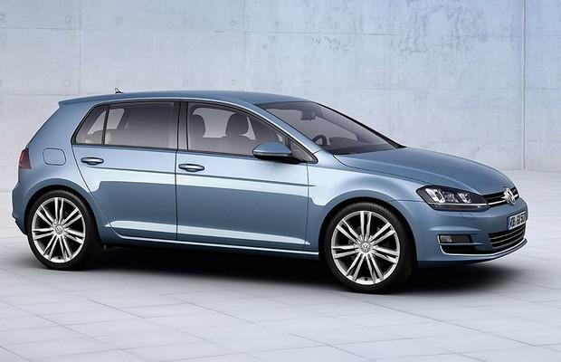 Volkswagen Golf VII (Foto: Volkswagen)