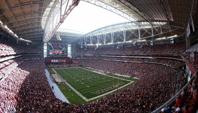 University of Phoenix Stadium, Arizona Cardinals (Foto: Getty Images)
