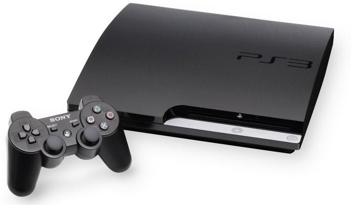PlayStation 3 Slim deve ficar ainda menor (Foto: Divulgação) (Foto: PlayStation 3 Slim deve ficar ainda menor (Foto: Divulgação))