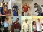 Oito candidatos à Prefeitura de Fortaleza votam durante a manhã