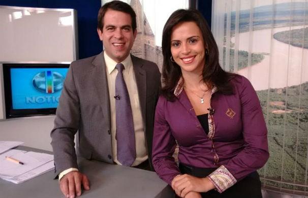 Ana Carolina Ferreira e Délio Pinheiro (Foto: reprodução/facebook)