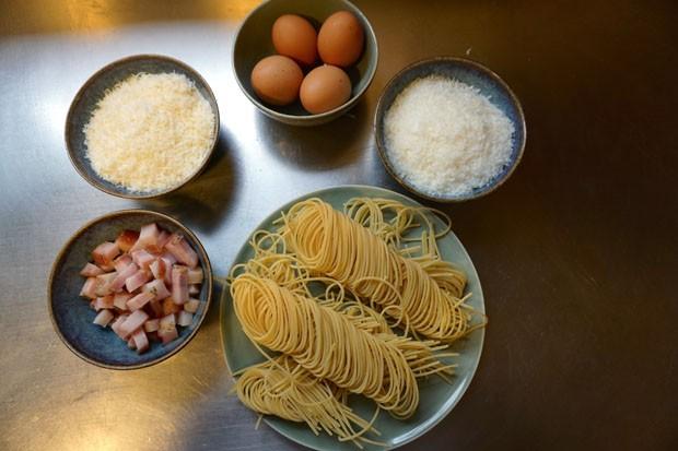 Os ingredientes da felicidade (Foto: André Lima de Luca)