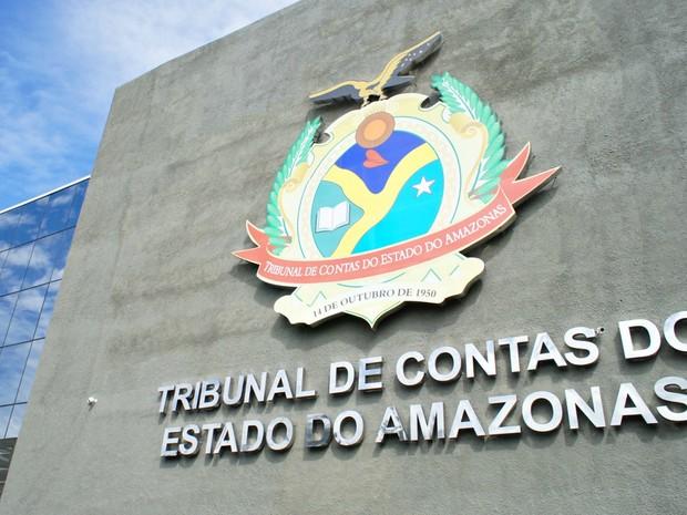 Sede do Tribunal de Contas do Amazonas (TCE-AM) fica em Manaus  (Foto: Ana Cláudia Jatahy/TCE)