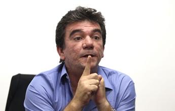 """Andrés Sanchez não se preocupa com reclamações: """"Sempre é esse chororô"""""""