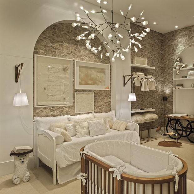 17 ideias de décor para quarto de bebê Casa Vogue  ~ Quarto Rustico Decorado