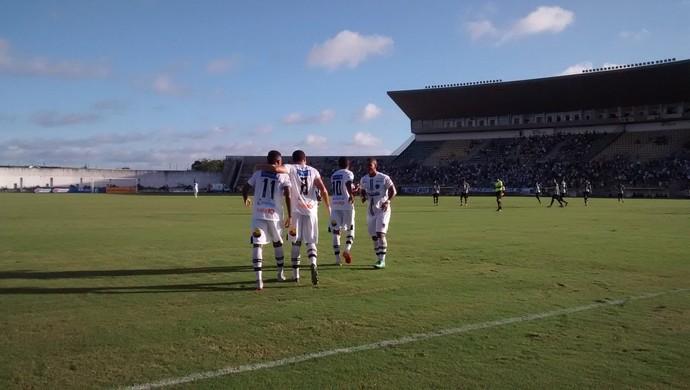 Botafogo-PB x ABC - Série C 2016 - Estádio Almeidão (Foto: Expedito Madruga/GloboEsporte.com)
