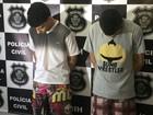 Presos suspeitos de torturar e atear fogo em feirante ainda vivo, em Goiás