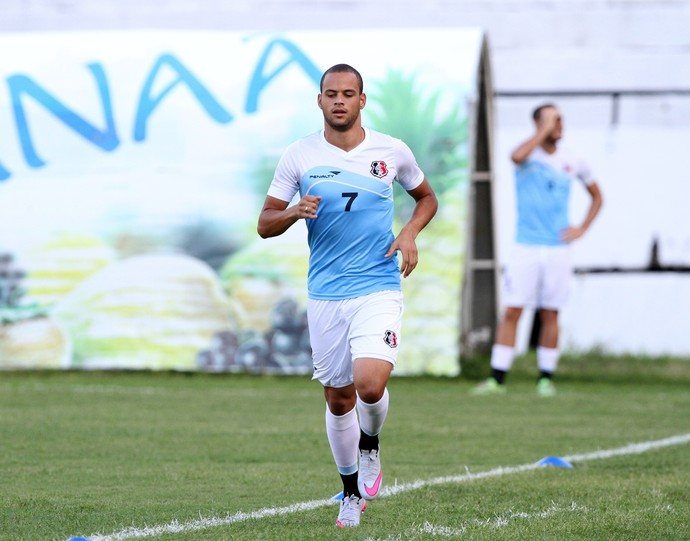 Bruninho Santa Cruz (Foto: Aldo Carneiro / Pernambuco Press)
