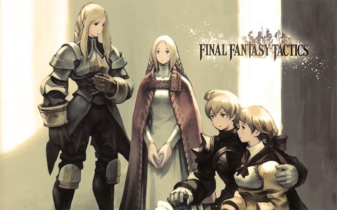 Final Fantasy Tactics é um dos jogos mais lembrados pelos fãs (Foto: Divulgação)
