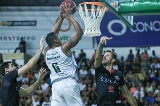 Bauru x Basquete Cearense, NBB (Foto: Caio Casagrande/Bauru Basket)