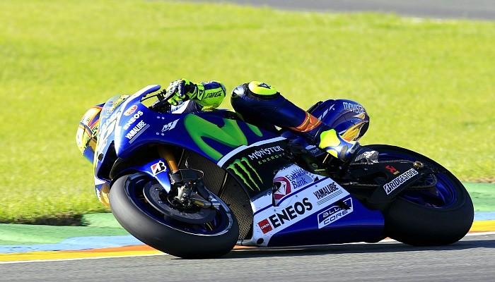 Valentino Rossi Valência MotoGP