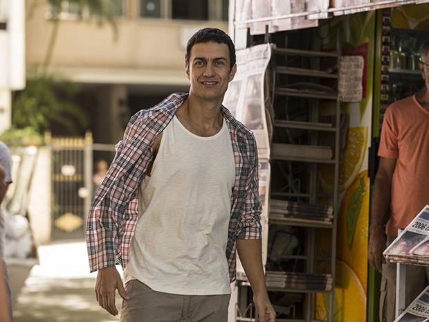 Depois de Em Família, Gabriel Braga Nunes voltas às telinhas em Babilônia (Foto: Inácio Moraes/Gshow)