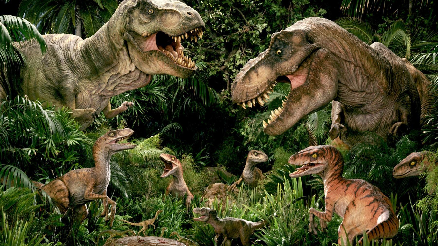 (Foto: Reprodução Jurassic World)