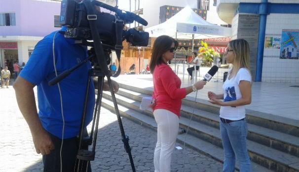 Adriana Lisboa (Foto: Taislaine Antunes/Inter TV)
