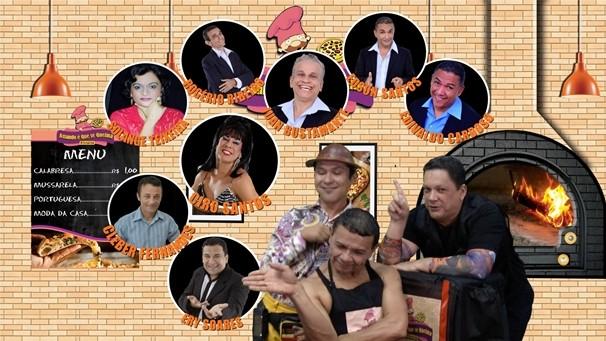 Especial Humor no Ceará ganha novo espetáculo em 2015. (Foto: Wantuy Vieira / Verdes Mares)