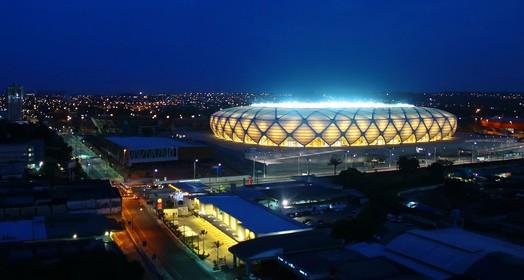arena da amazônia (Edmar Barros / Ag. Estado)