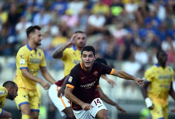 Falqué Roma (Foto: AFP)