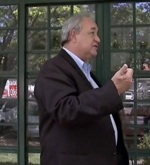 Fábio Renato Amaro, presidente do Rio Preto (Foto: Reprodução / TV TEM)