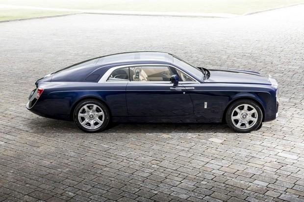 Rolls-Royce Swptail (Foto: Divulgação)