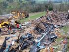 Chuva forte deixa um morto e 35 feridos no Paraná, diz Defesa Civil
