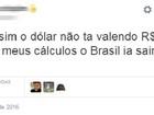#R$ 1: cotação do dólar vira assunto após afastamento de Dilma; entenda