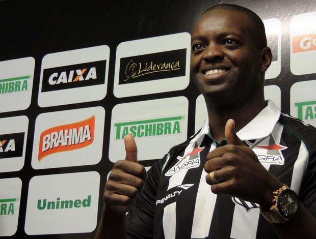 Zé Roberto Figueirense (Foto: Renan Koerich)