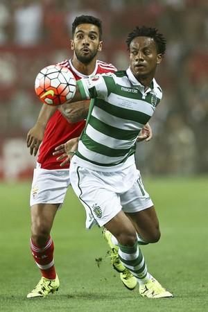 Carillo Sporting Benfica (Foto: EFE/EPA/LUIS FORRA)
