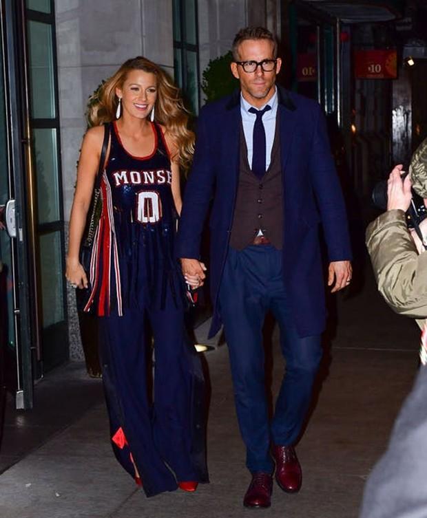 Blake Lively look 7 (Foto: Reprodução / Instagram)