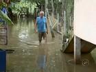 Comportas de hidrelétrica são abertas e inundam bairros em Tatuí e Boituva