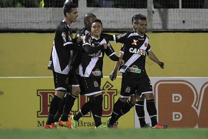 Montoya Vasco x Bragantino (Foto: Marcelo Sadio / Flickr do Vasco)