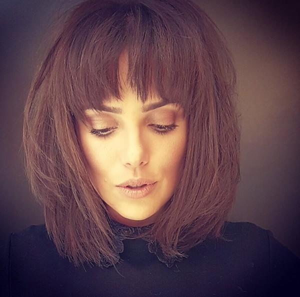 Natallia Rodrigues muda de visual (Foto: Reprodução / Instagram)