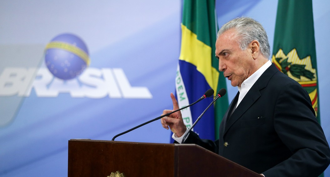 TEMER INVESTIGADO (José Cruz/Agência Brasil)