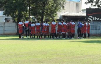 Conversa, cara fechada e Toninho de volta: Grêmio Prudente se reapresenta